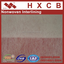 PA Double Dot Fuse Polyester Adhesive Woven Shirt Interlining