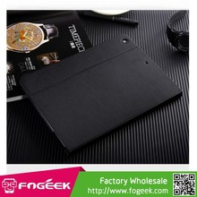 Fast Shipping LOOPEE Ultra Thin Brushed Smart Leather Case for iPad Air w/ 360 Rotary Stand