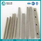 Tiras de metal duro de alto desempenho cimentadas para máquina cuttimg
