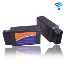 Hotsale Latest OBD2 II WIFI Connection ELM327 Auto Car Diagnostic Scanner ELM 327 WIFI
