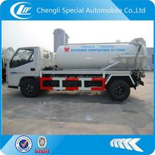Jmc 4 x 2 a vácuo usado caminhão de sucção de esgoto