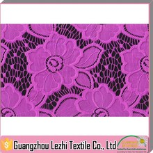 Hot Sale Jacquard Lace Fabric Stores In China
