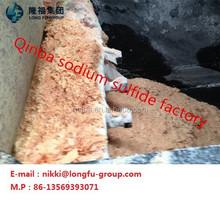sodium sulfide Low iron