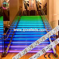 WS2812B WS2812 addressable 60 leds/m digital led tape light,led ribbon light,rgb led strip