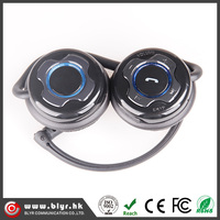 2015 Wholesale factory made wireless earphone mp3 player