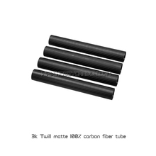 Instock factory sell 5x3x1000mm carbon fiber tube for race car games