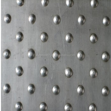 prefabricated colored embossed metal elevator laminated wall panels