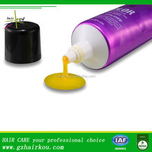 yellow color, what is the best semi permanent hair dye