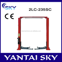CE approved used 2 post car lift for sale