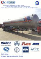 58cbm lpg tank semi-trailer new