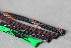 cable protection pet braided expandable sleeving