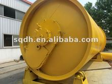 waste tyre / rubber recycling plant with high efficiency