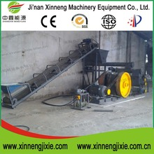 Agro waste energy saving Biomass bagasse Briquettes Making Machines for burning
