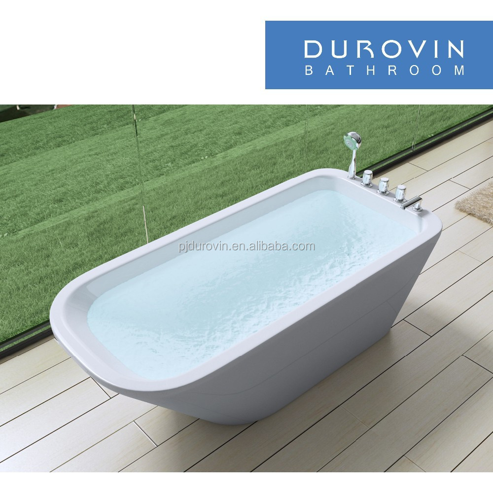 Acrylic freestanding bathtub factory sale buy acrylic for Best acrylic bathtub to buy