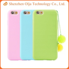 Wholesale mobile phone jelly soft TPU case for iPhone 5