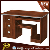 office furniture wooden table simple computer desk computer table models