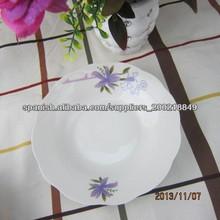plato de sopa de cerámica barata, platos de cerámica baratos