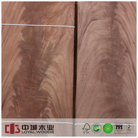 Masterpiece natural wood veneer Mahogany crotch for senior furniture, decoration engineering,from China supplier