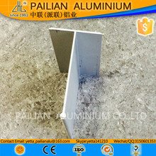 ISO certificated t slot,clean room t profile aluminum ,T Type Aluminum for Biological clean room