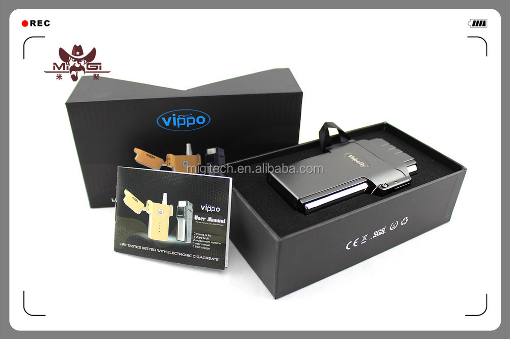 New Arrival Vape Pen Vippo Wax Smoking Pen - Buy Vape Pen Vippo ...