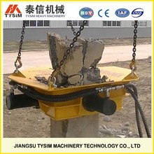 hydraulic concrete breaker KP400S, hydraulic pile cutter, concrete pile cutting machine