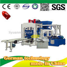 QT6-15C Portable Cement Block Machine On Promotion