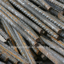 High tensile bs4449 grade 500b steel rebars