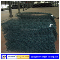 (ISO9001 :2008 )2015 hot sale Alibaba China high quality and low price Metal Gabion Box for Rivers Flood