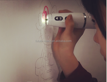 3d artistic printer pen with USB wire 3d eco-friendly