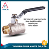 brass faucet and ball valve brass f/f ball valve brass entire body equal ball valve