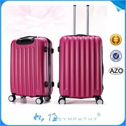 Senior Professional Designer ABS+PC Luggage Bag