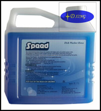 Speed safe dishwashing Detergent Rinse