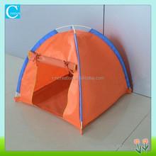 Foldable portable pet tent cat house