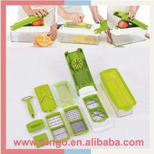 kitchen helper V slicer cutting vegetables cutter nicer dicer