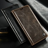 for samsung note 5 Case, New Design ID Card Slots Wallet Leather Case for samsung S6 Edge Plus