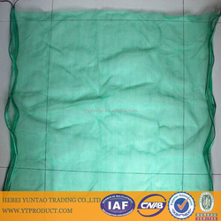 Hot sale green pp leno mesh bag for peanuts/vegetables/fruits/onion...