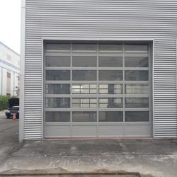 2015 aluminum glass garage door window frames