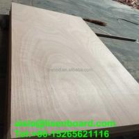 Waterproof Sheets Commercial ply wood, Marine Plywood Bintangor Face/Back Melamine glue