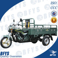 chinese three wheeler cargo motorcycle with stable cargo box