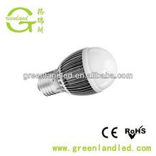 3 years guarantee high Power CE ROHS low price high quality 3 watt led bulb
