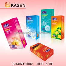 OEM/ODM Male Condom , Plain Ribbed Dotted Sex Picture Condom Product from China Condom Factory