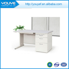 Wholesale contemporary style luxury executive 3 drawers stable structure office desk with low price