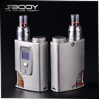 S-body wholesale box mod e cigarette S-CA3 e cigarette mod big battery mod e-cigarette
