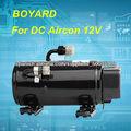 R134A 12V DC Compresor en No-idle Electric-powed APU aire acondicionado potencia para camiones
