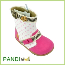 2015 made in china hot girl boots making supplies