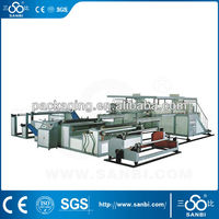 DFPEG-1000/1200/1500 Series the Compound Polyethylene Bubble Film Making Machine