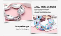 NeoGlory Бижутерия отбелки лак многоцветной эмалью браслеты & браслеты для женщин ретро Винтаж мода этнические подарки новые