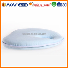 Wholesale price memory foam infant pillow for head shaping
