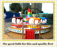 amusement park rides coffee cup rides or tea cup rides for sale