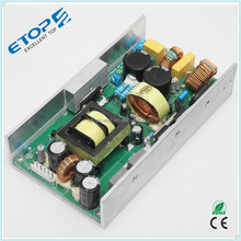 High Quality 350w 24v AC DC Open Frame Led switch mode Power Supply / pcb / smps / Led driver / transfomer